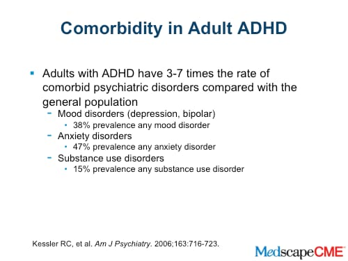 Adult ADHD and the DSM-V