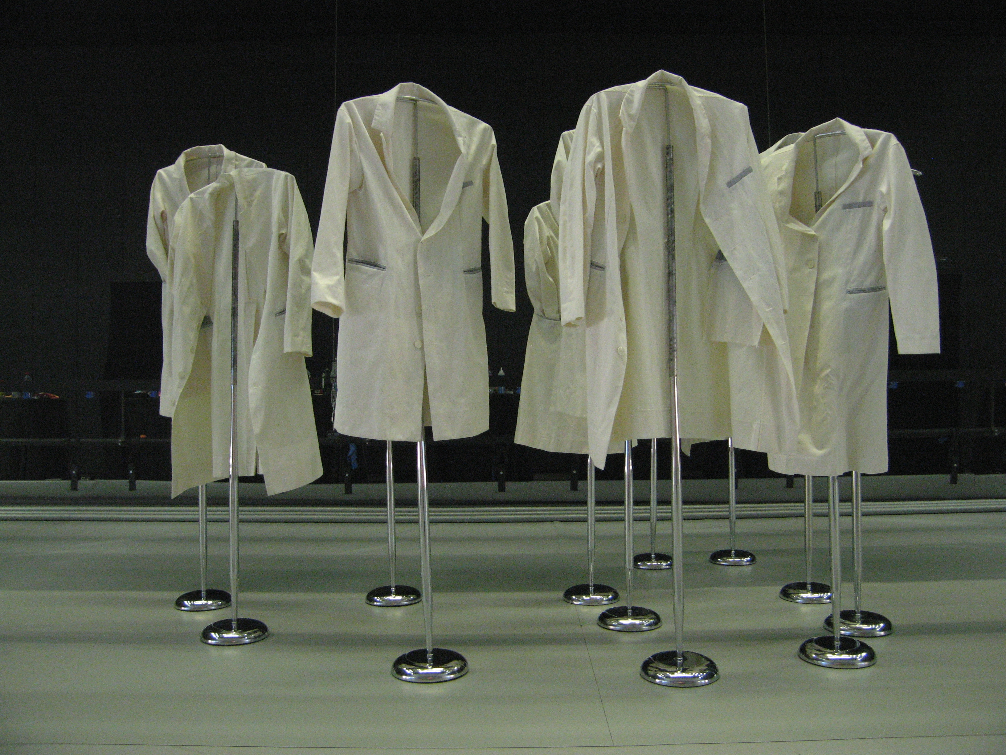 History Of The White Coat | Down Coat