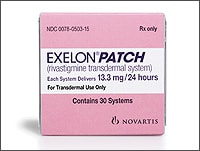 What is an exelon patch