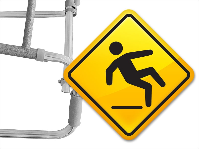 Falls Cause Most Accidental Deaths in Elderly Americans