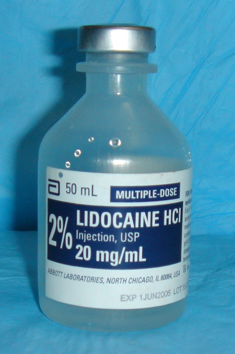 how is lidocaine made