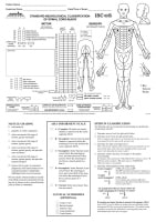 Asia Chart Spinal Cord http://emedicine.medscape.com/article/793582-overview