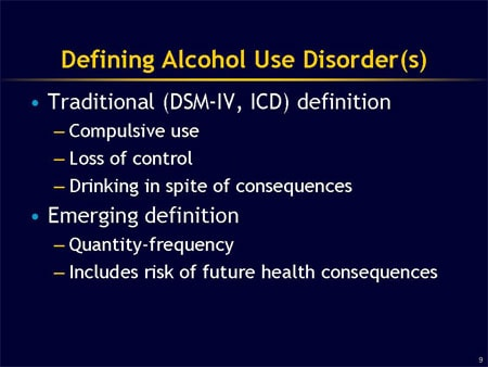 Brain dopamine may serve as a risk marker for alcohol use disorders