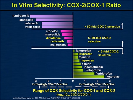 cox-2 nonsteroidal anti-inflammatory