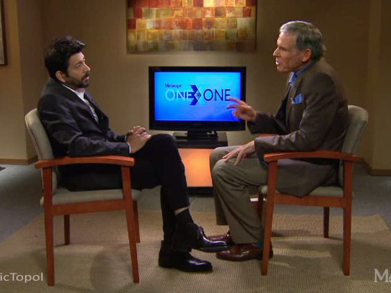 Mukherjee on Practicing Oncology, the Pulitzer, and His Next Book