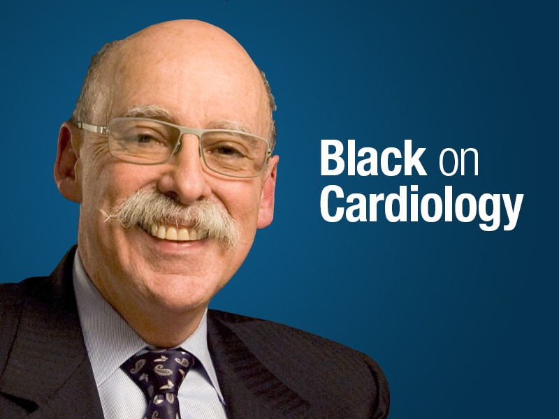 Black on Cardiology with Dr Henry Black