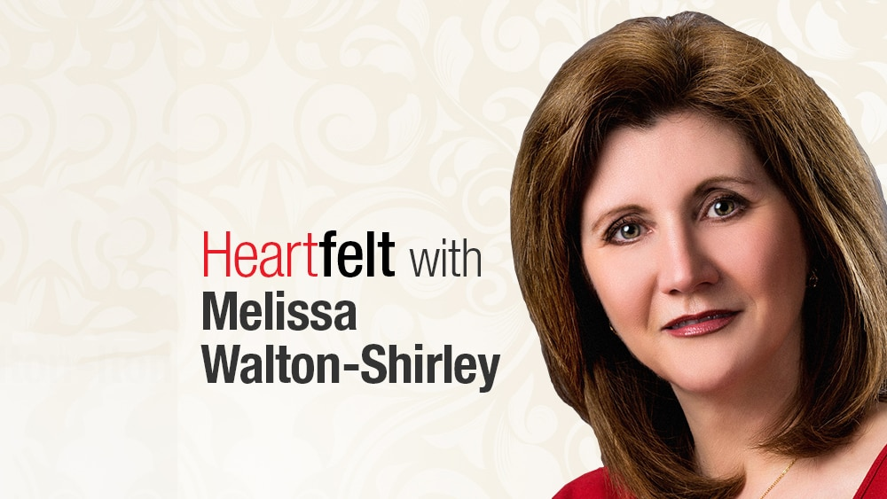 Heartfelt with Dr Melissa Walton-Shirley