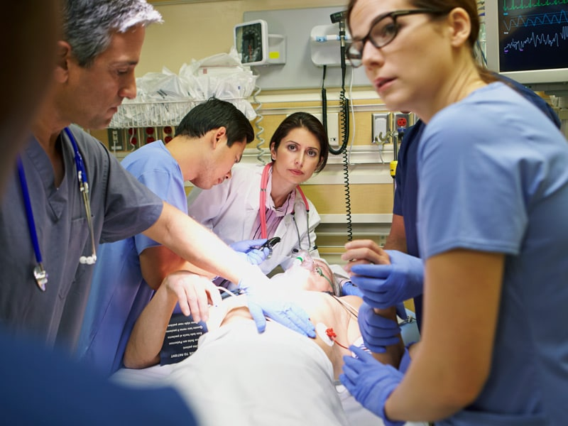 Can A Nurse Practitioner Work In The Emergency Room