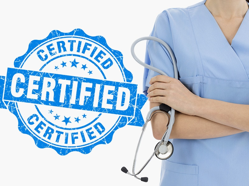 how to become a certified nurse