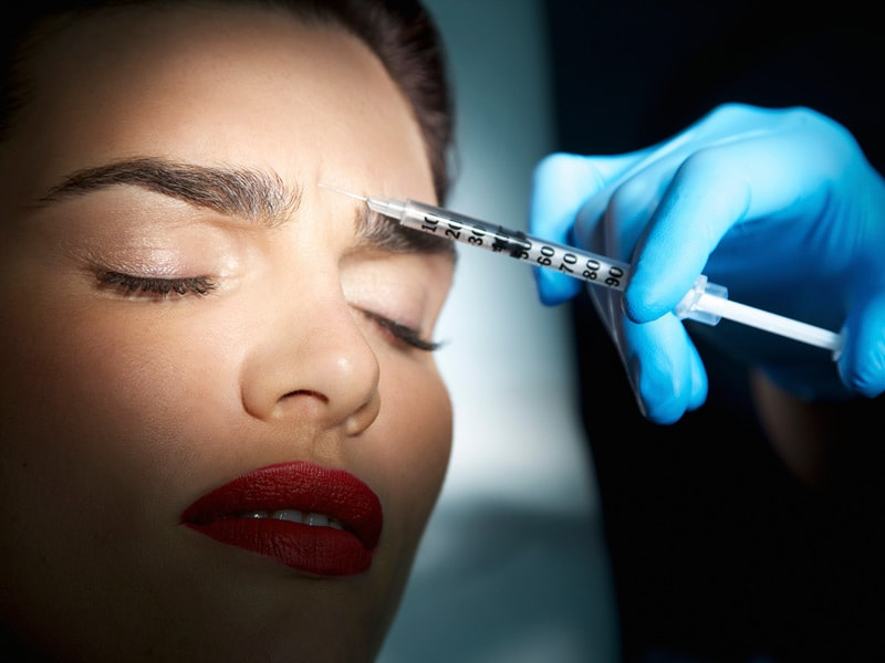 Botulinum Toxin Injections Improve Depression