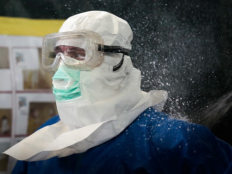 Who Guidance On Ppe For Ebola Stresses Individual Choice