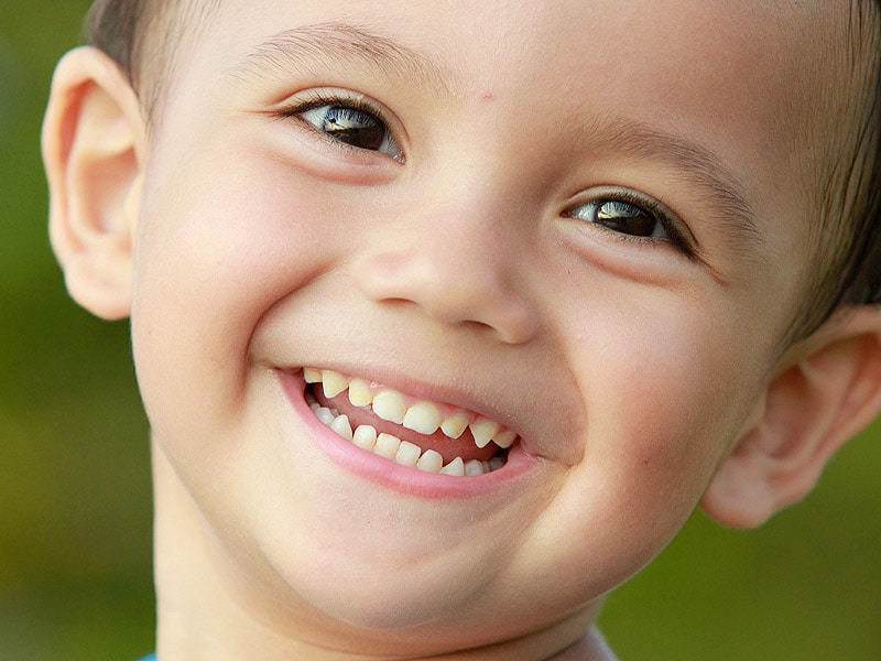 Fluoride Benefits Even the Youngest Kids, AAP Says