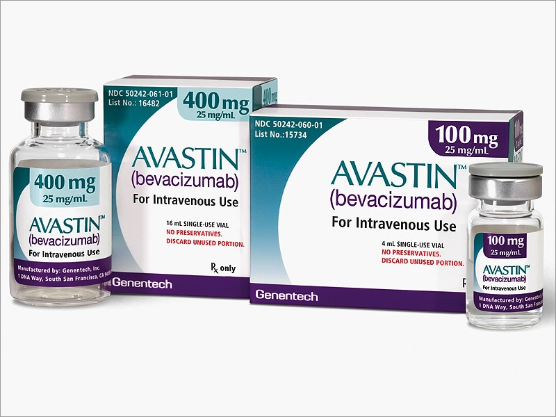 Bevacizumab In Ovarian Cancer Extends Overall Survival