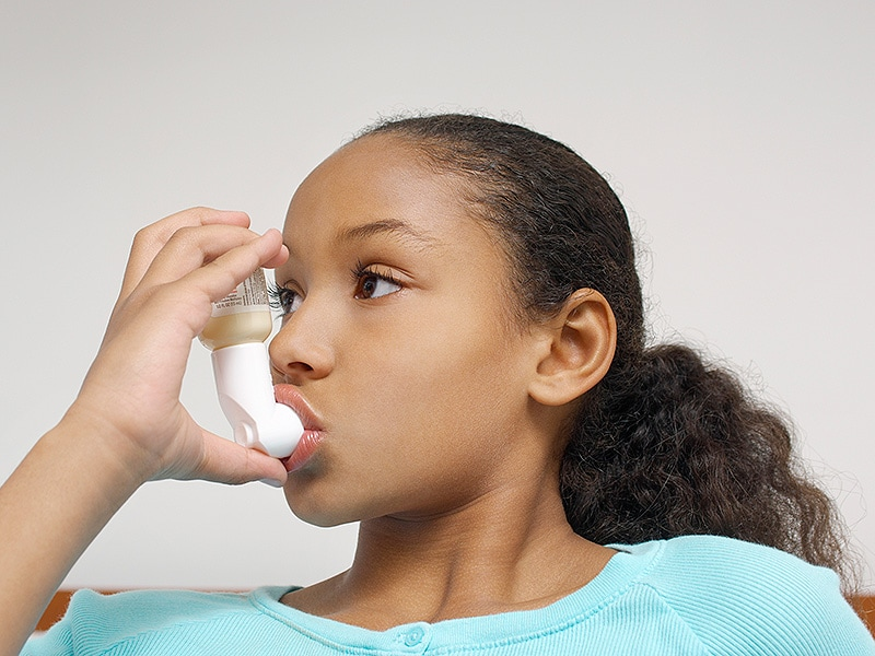 Inhaled Steroids May Suppress Growth In Children With Asthma