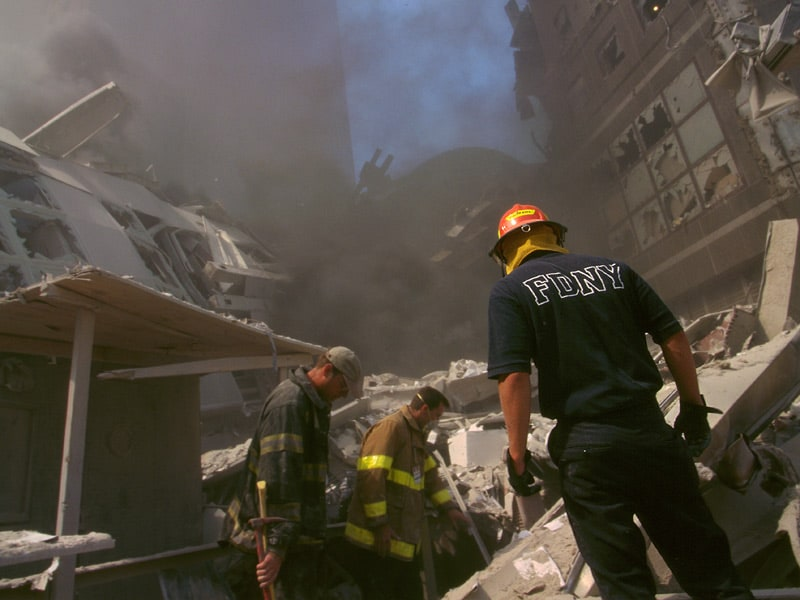 Cancer cases in wtc rescuers higher than previously reported malvernweather Choice Image