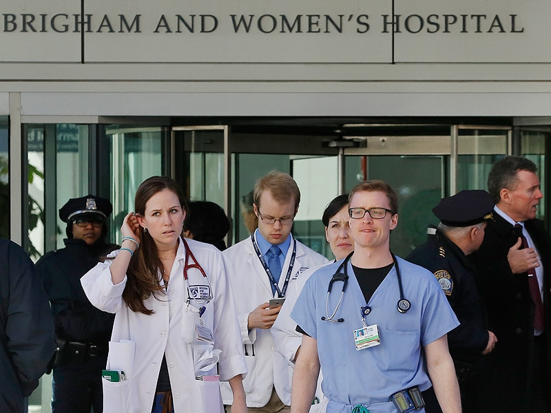 Cardiac Surgeon Shot and Killed at Brigham and Women's Hospital
