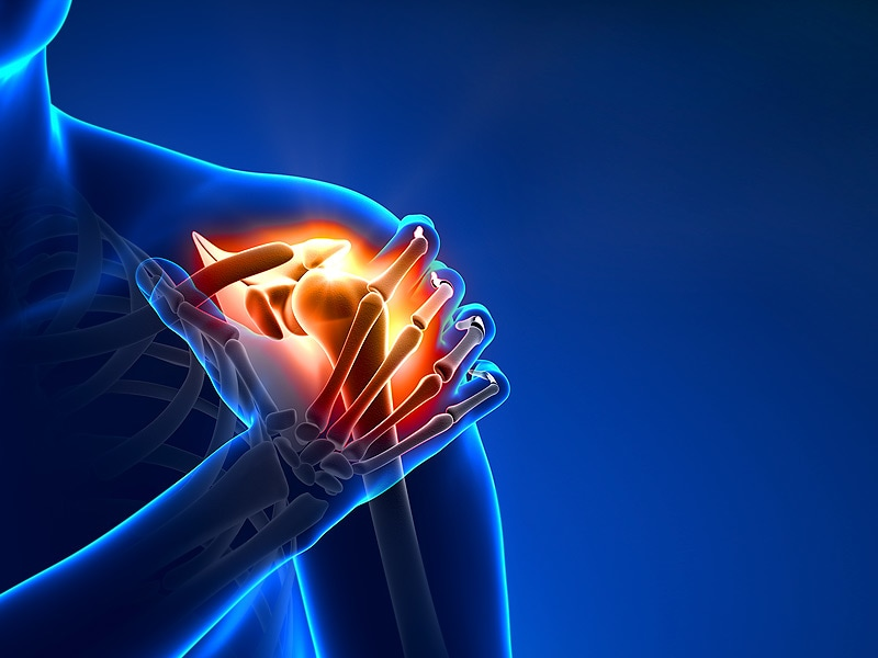 How To Treat Shoulder Pain Naturally