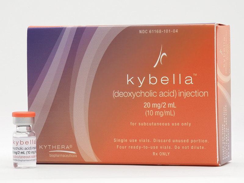 Fda Clears Deoxycholic Acid Kybella For Double Chins