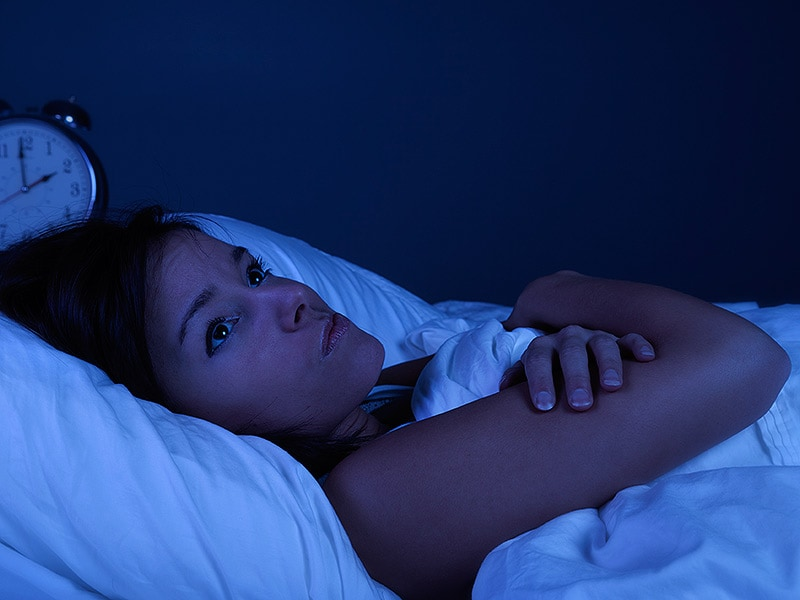 Even Mildly Insufficient Sleep Linked to Depression
