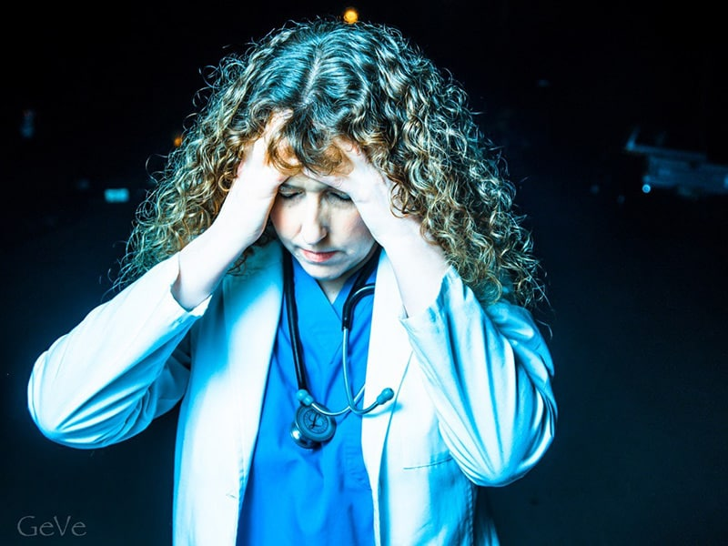 Physician Bullying: 'Not Allowed to Cry'