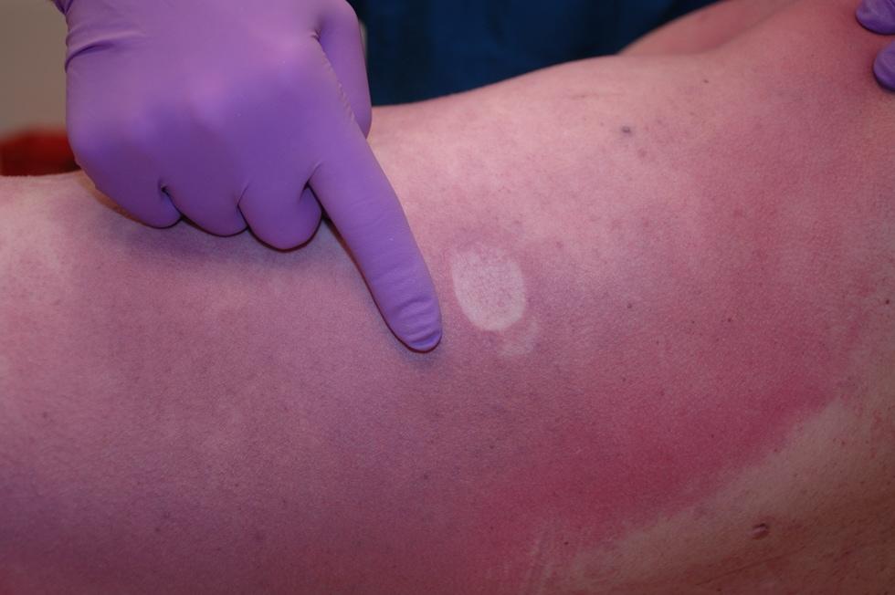 Cruelly shoved dildo monster pussy bleed