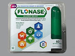 Flonase Allergy Relief Nasal Uses Side Effects
