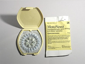 Mononessa 28 Oral Uses Side Effects Interactions