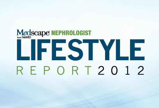Do Nephrologists Have More (or Less) Fun? A Lifestyle Report