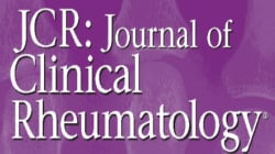 Image result for J Clin Rheumatol.