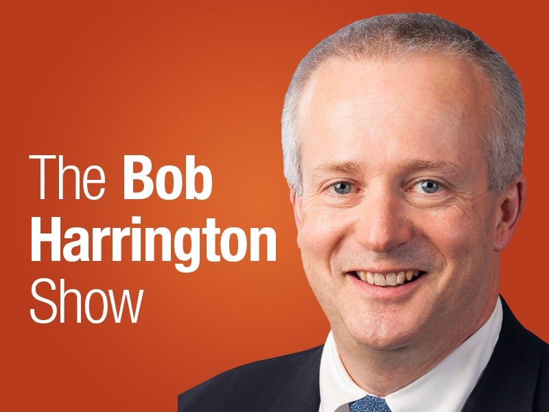 The Bob Harrington Show