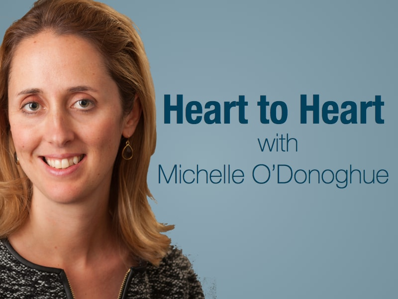 Heart to Heart with Dr Michelle O'Donoghue