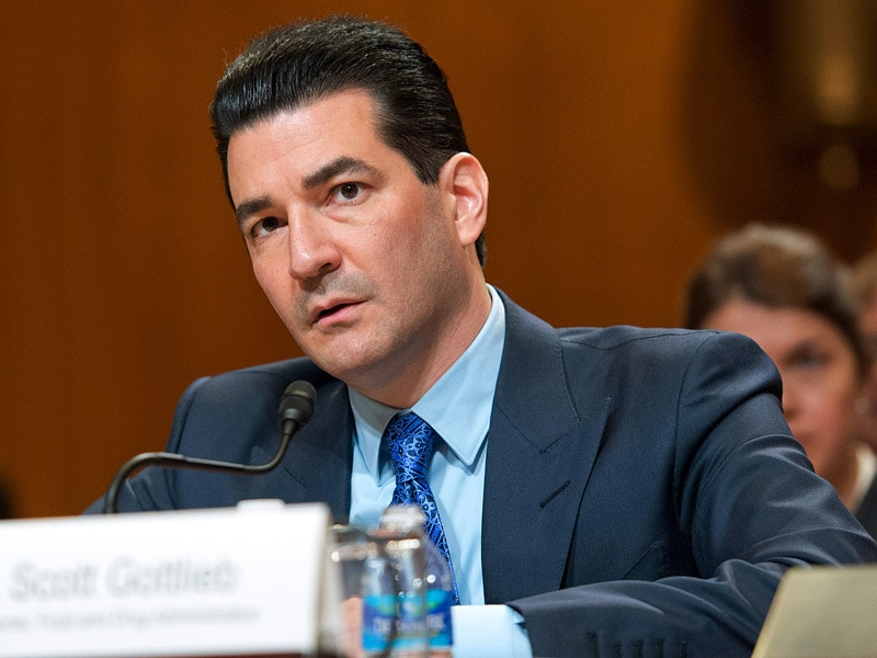 fda chief tops most influential physicians list