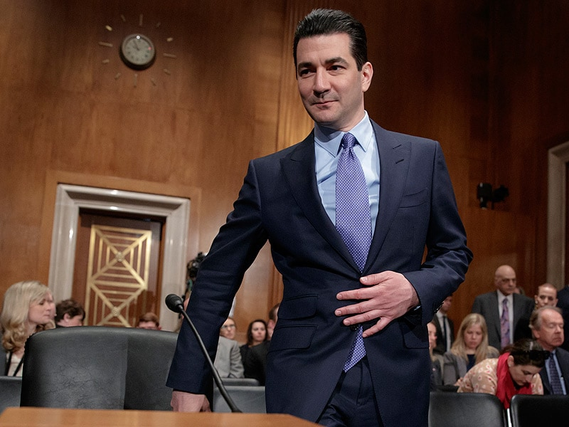 fda nominee scott gottlieb md advances to senate vote