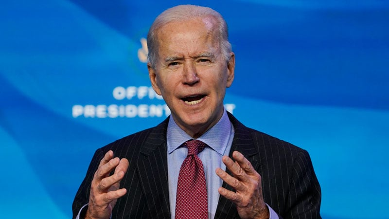 Biden Unveils National 5-Point COVID-19 Vaccination Strategy thumbnail