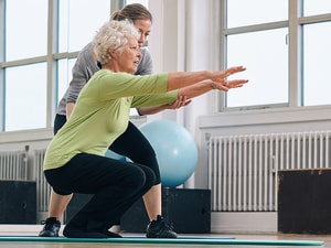 Exercise Provides Cognitive Benefit in Patients with AD
