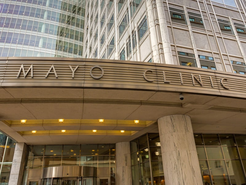 Mayo Clinic Tops Ranking of Neurology, Neurosurgery Hospitals