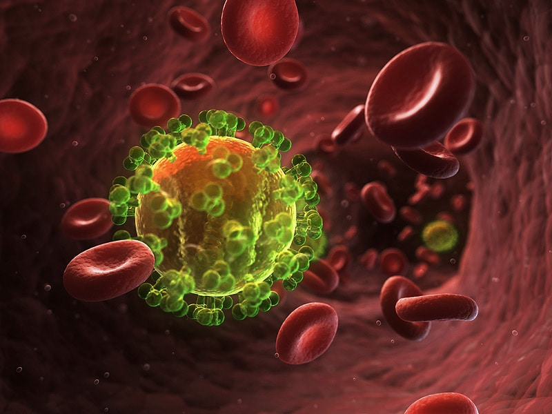 Update  Guideline For The Treatment Of Acute Hiv Infection