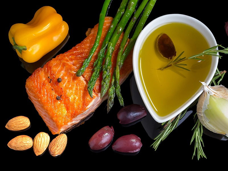 Mediterranean Diet Linked To Increased Cortical Thickness