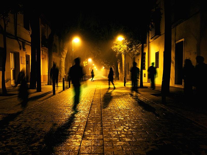 Excess Street Lighting Affects Sleep