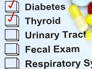 Low Thyroid Function Linked to Greater Type 2 Diabetes Risk