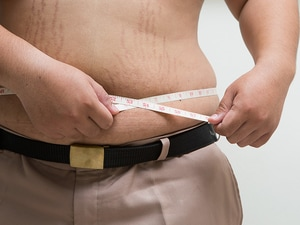 Healthy Weight, but Expanding Waist Boosts Fatty Liver Risk