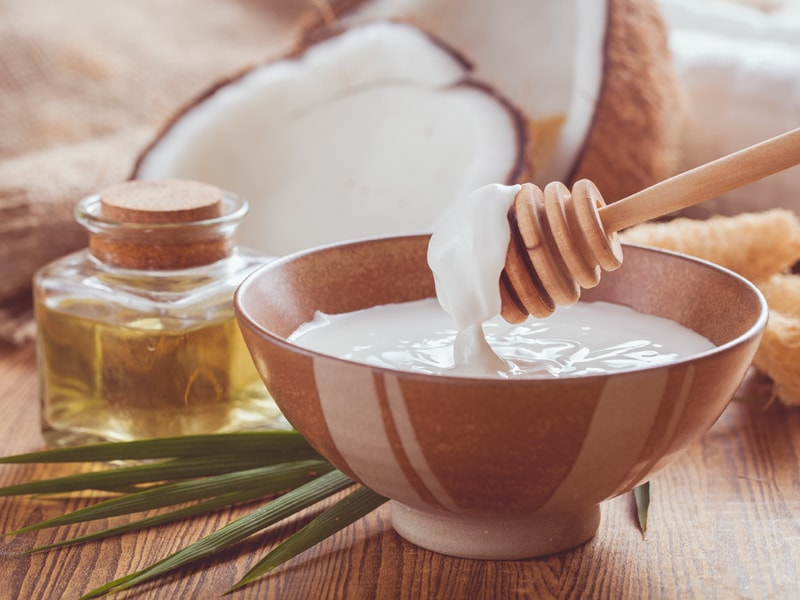 Coconut Oil Nutrient Ups Risk for Ulcerative Colitis Flares