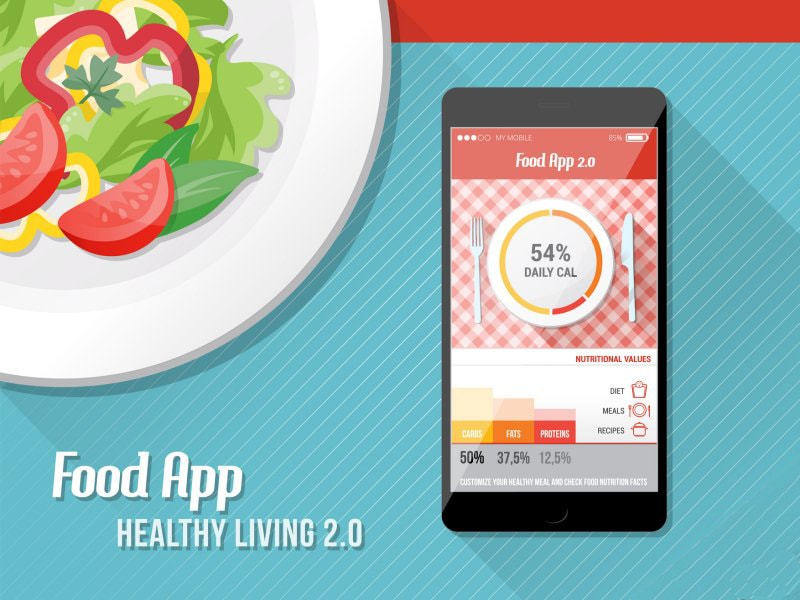 Very Few Mobile Weight-Loss Apps Have Professional Input