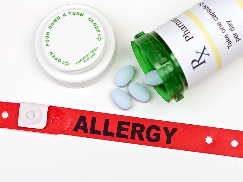 Allergy prescriptions