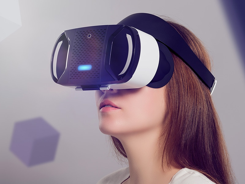 Virtual Reality Emerging, Helping Patients and Providers