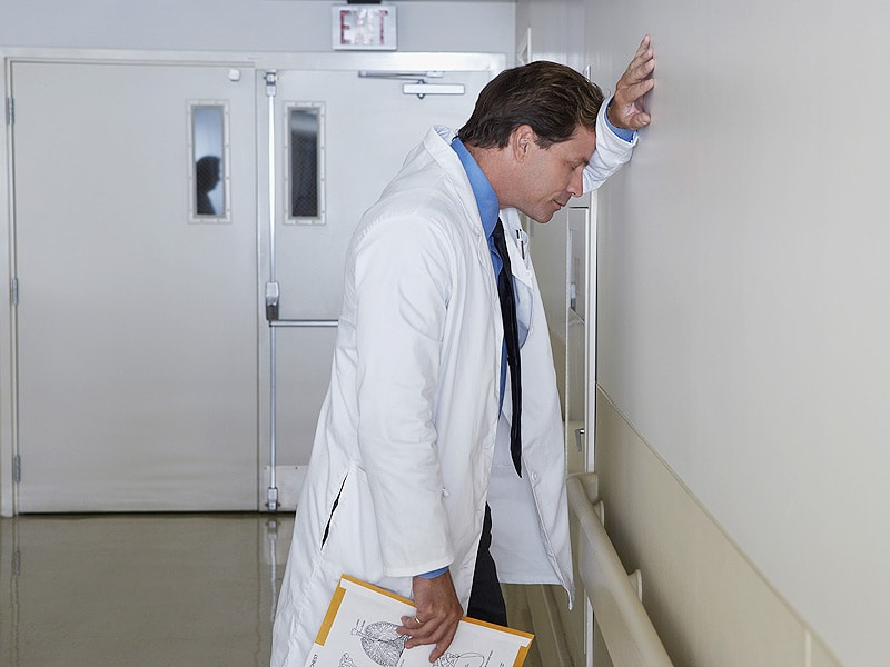 Provider Burnout Tied to Lower Levels of Patient Safety, Care