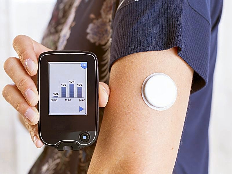 Real World Benefit Shown For Freestyle Libre Glucose Monitor