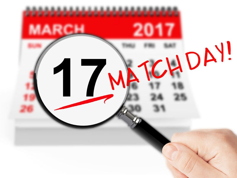 Residency Match Day 2017 Sets More Records