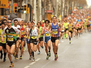 Cardiac Biomarkers Jump After Marathons in Recreational Runners