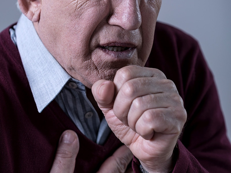 New Drug Eases Chronic Cough